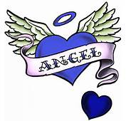 The Other Forms Of Angel Wing Tattoos Are Not Tattoo By Itself But