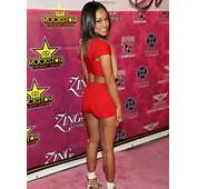Back To Post Karrueche Tran At The 8th Annual Kandyland Event In