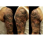 Designs Half Sleeve Fish Tattoo Design Pictures To Pin On