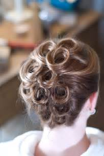check some of the elegant prom updo hairstyles for girls