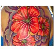 Hibiscus Flower Tattoo Designs  Tattoos