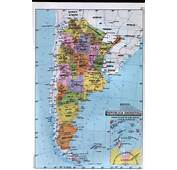 Argentina Mapa Politico Pictures