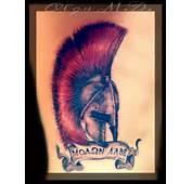 Tattoo Tats On Pinterest Skull Tattoos Spartan Helmet And