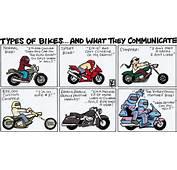 Cartoon Tackles Rider Stereotypes  Ride CT &amp New England