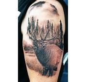 20 Great Hunting Tattoos