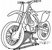 Moto Para Colorir 2  Desenhos – Imagens