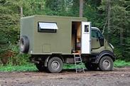 T-Rex II Camper mit