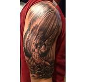 Fallen Angel Tattoo  Angels Pinterest