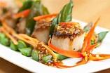 Asian-Style Sea Scallops - Calorie Control Council