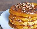 Pumpkin Spice Pancakes with Easy Pancake Mix