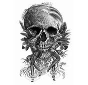 Hawaiian Skull Optical Illusion  Pirates Life Pinterest