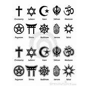 """Search Of """"religious Symbols"""" And I Found Many Different Symbols"""