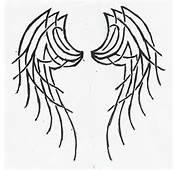 Tribal Angel Wings Tattoo By Katerlin On DeviantArt