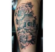 Skull And Roses Tattoos – Designs Ideas