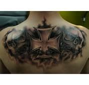Iron Cross Tattoos – Designs And Ideas