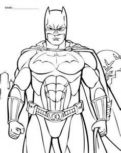 Batman Coloring Pages Printable | New Calendar Template Site