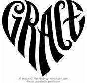 Grace Name Tattoo Designs