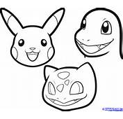 How To Draw Pokemon Easy Step 5