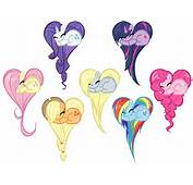 Pony Hearts  My Little Friendship Is Magic Picture