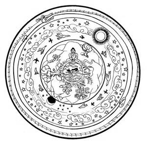 mandala coloring pages 3 mandala coloring pages 4 mandala coloring ...