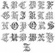 Old English Alphabet A Z 10jpg Picture By  Jakerz Photobucket