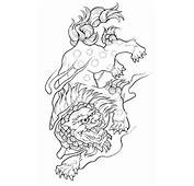 Fu Lion By NittyGritty71 On DeviantArt