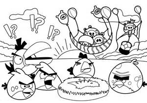 angry birds coloring pages angry birds coloring pages angry birds
