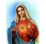 Maria Santíssima Modelo De Amor Para Com Deus « Paróquia Nossa
