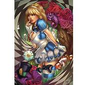 Alice In Wonderland S Giardina By Sinhalite