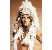 Sexy Women Barely Dressed As Pilgrims And Native Americans