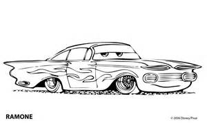 CARS COLORING PAGES | IMGUST
