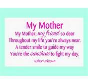Moms PoemsSayingsQuoteMotherMomQuotations Inspirational Quotes
