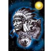 Wolf Spirit Native American  Flickr Photo Sharing