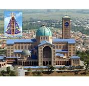 Basílica De Nossa Senhora Aparecida  São Paulo