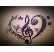 Pics Photos  Music Themed Tattoos Collection Design Moderne