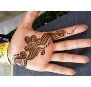 Simple Mehndi Design For Kids  Pakifashion