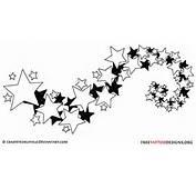 Shooting Star Tattoos Designs