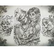Chicano Tattoo Designs Of Girls Pictures To Pin On Pinterest