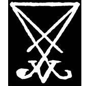 Sigil Of Lucifer Satan Satanism Seal