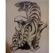 Tattoo Designs Tiger