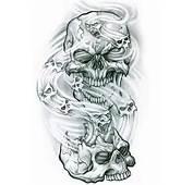 Spirit Skulls By Arcaneserpent On DeviantArt