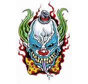 Evil Clown By Scottkaiser On DeviantArt