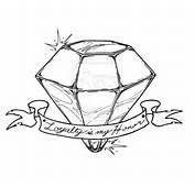 Diamond Tattoo By Ckirkillustr8 On DeviantArt