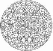 Here Are Some Free Geometric Coloring Pages For You To Print Out And