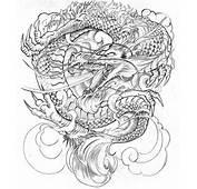 Japanese Dragon Tattoo  Type Tattoos