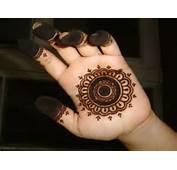 Beautiful Designs Arabic Mehndi For Hands