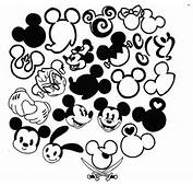 Small Mickey Mouse Tattoo IdeasMickey