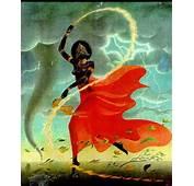 Benchmark4th  African Mythology Gods And Goddesses
