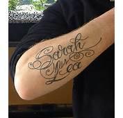 Se Faire Tatouer Un Prénom  Geste Damour Tattoosfr
