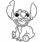 Walt Disney Coloring Pages  Stitch Characters Photo